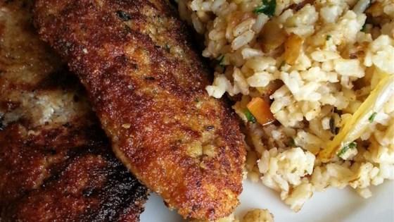 Tender Breaded Turkey Cutlets Recipe