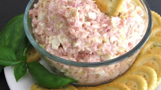 Ham Salad Spread Recipe