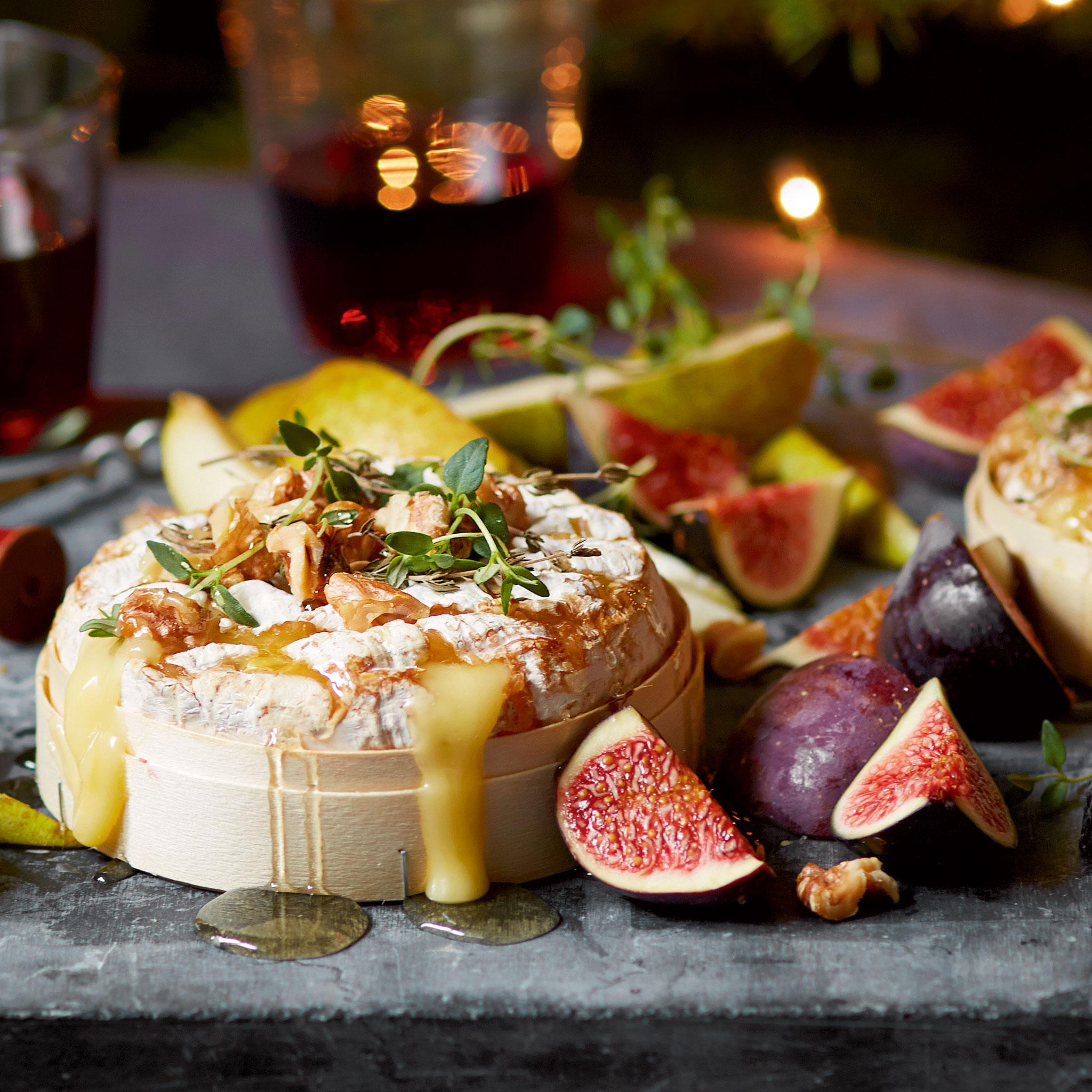Baked cheese recipe   Waitrose