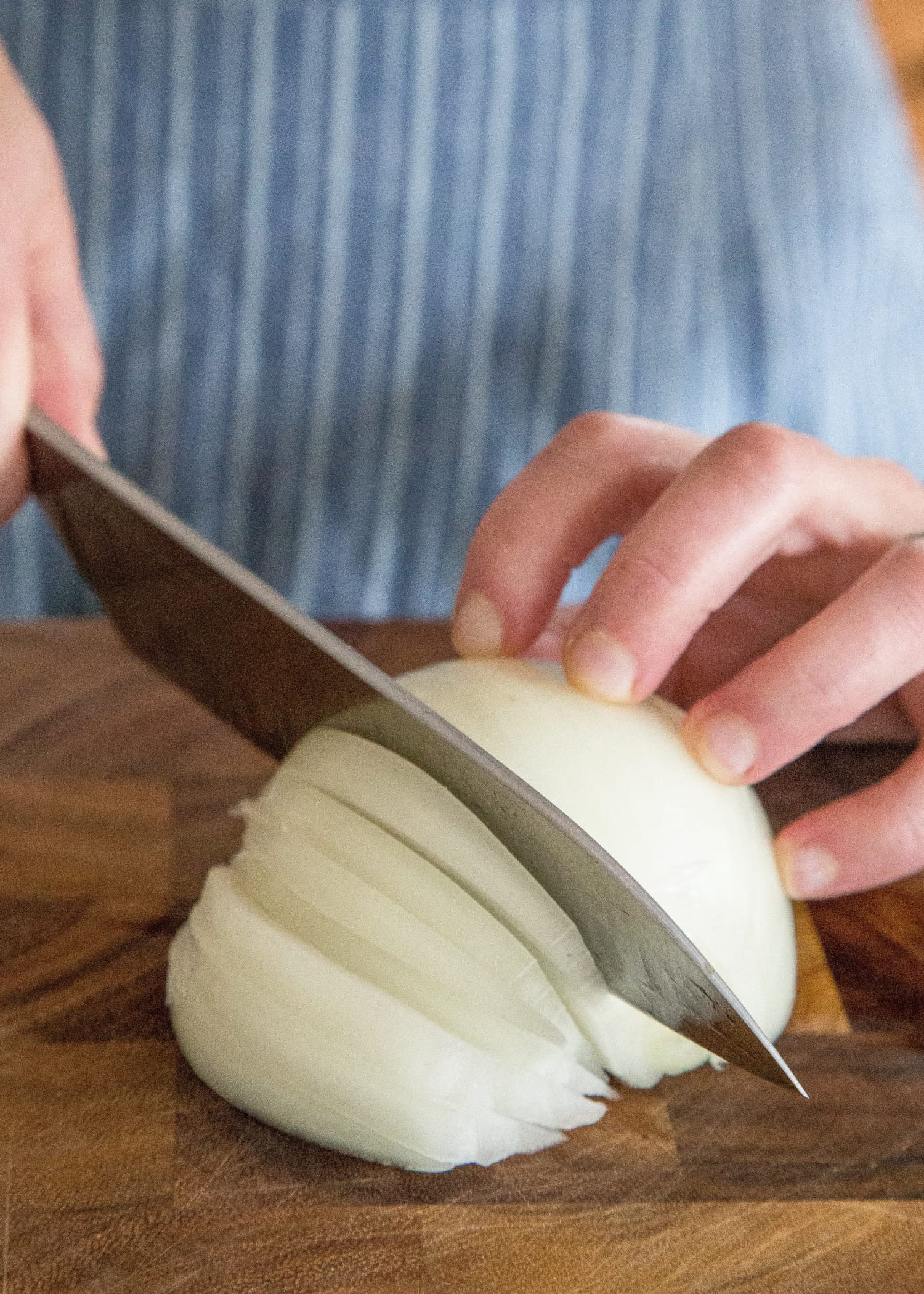 PSA: Your Cutting Board Is Too Small – And It's a Big Problem