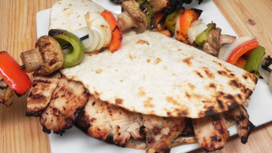 Grilled Tequila-Lime Chicken Fajitas Recipe