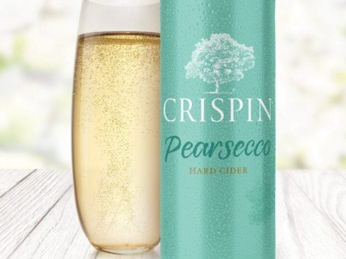 Pearsecco Is the Cider/Prosecco Mashup We Never Knew We Needed