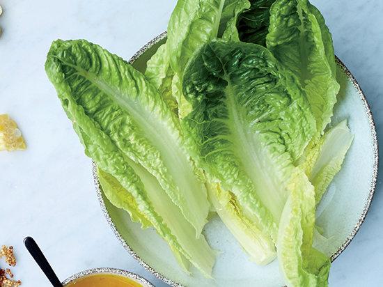 DIY Romaine Salad