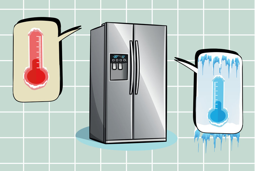 The Refrigerator Temperature Your Fridge Is Set To Is Probably Wrong