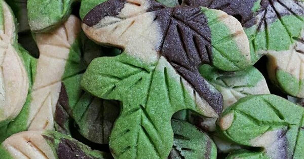 Season leaf cookies ?