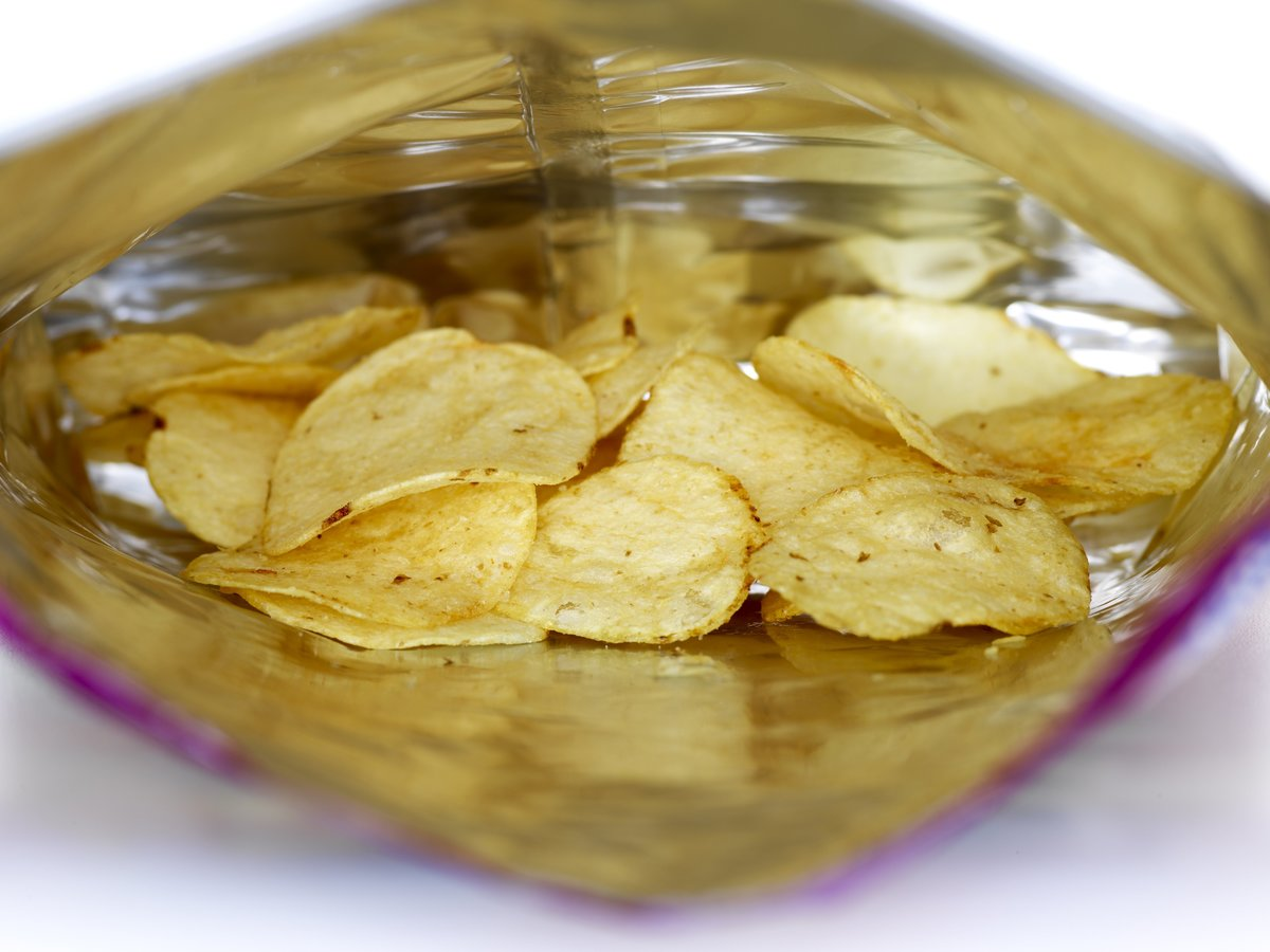 If You're Not Eating Potato Chips for Breakfast, You're Playing Yourself