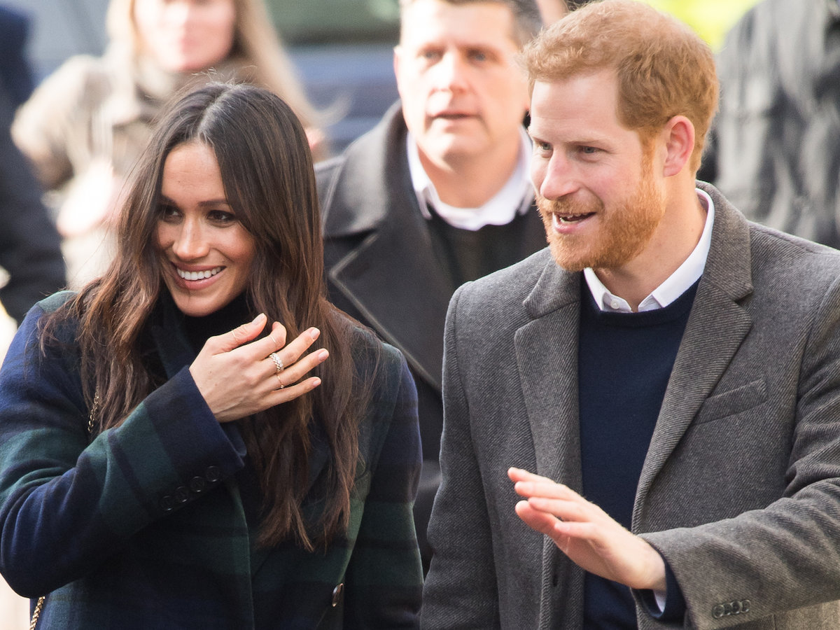 Prince Harry and Meghan Markle Are Inviting 2,640 Members of the Public to Their Wedding