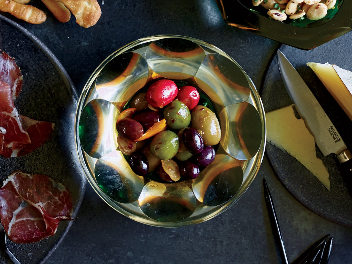 DIY Marinated Olives are the Fastest Way to Upgrade Your Party Spread