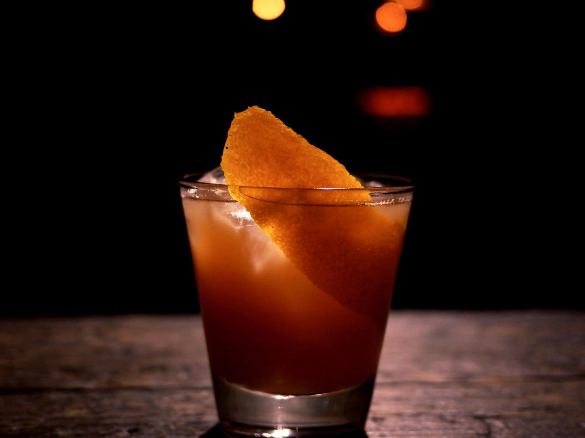 Forget Pumpkin Spice: Here's the Sweet Potato Cocktail You Need For Fall