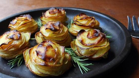 Chef John's Potato Roses Recipe