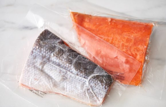 What to Do (and What to Avoid) When Defrosting Salmon