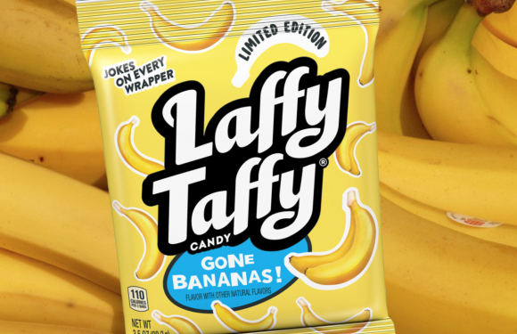 Laffy Taffy Just Launched a Banana-Only Bag