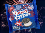 Firework-Inspired Oreos Are Back for the Fourth of July