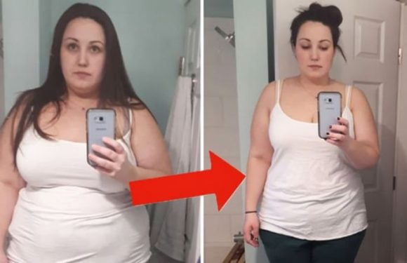 Weight loss diet: This woman lost a stone a month by following this simple plan