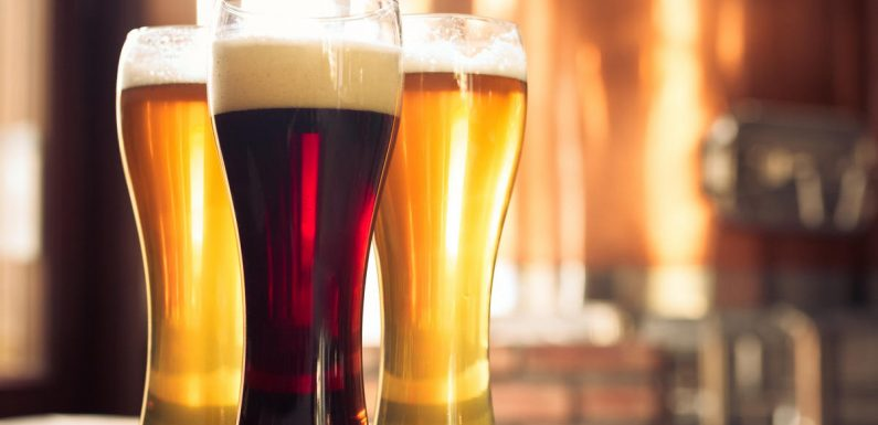Here's How Much Americans Are Spending on Craft Beer
