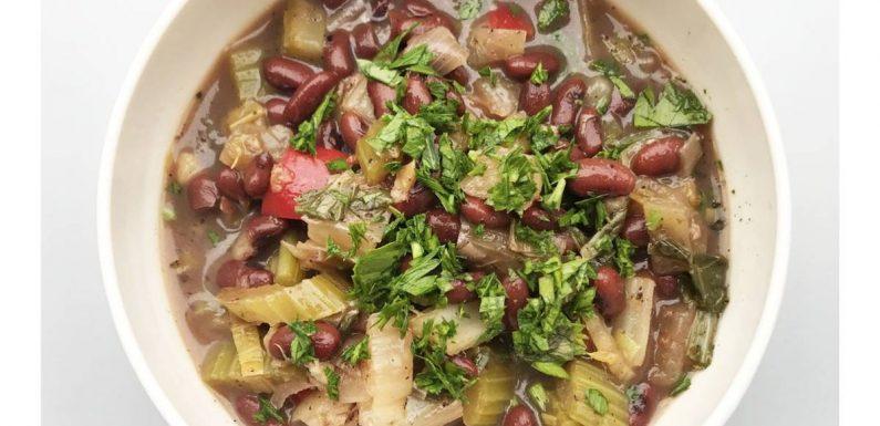 Sumac Stew