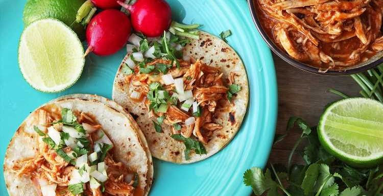 Easy One-Pot Chicken Tinga (Spicy Mexican Shredded Chicken) Recipe