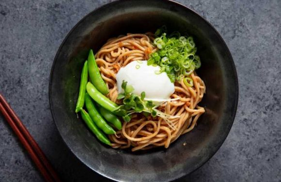 XO Mazemen (Broth-less Ramen With XO Sauce) Recipe