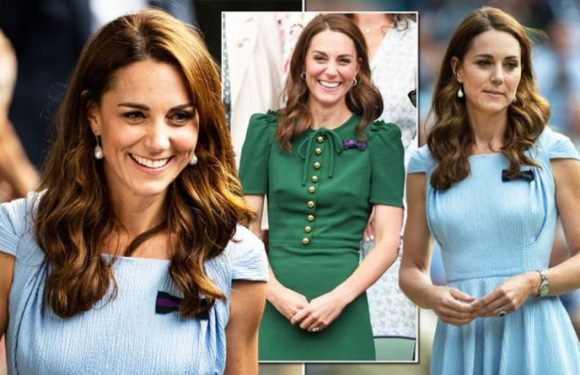How did size six Kate Middleton achieve her tiny waist at Wimbledon – does she diet?