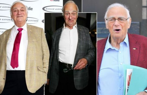 Roy Hudd weight loss: Comedian lost a staggering 8st by making this change – what was it?