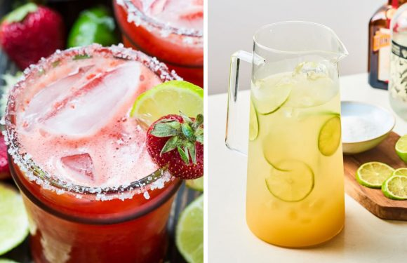 11 Margarita Recipes You'll Want to Make All Summer Long