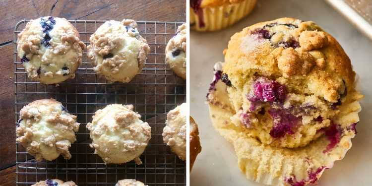 "Why I Won't Be Making Martha Stewart's ""Favorite"" Blueberry Muffins Again"