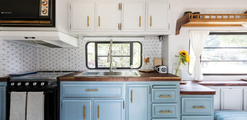 7 Problem-Solving Kitchen Products Tiny House Dwellers Swear By