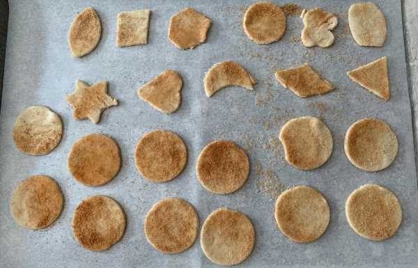 The Second Best Thing to Make With Pie Crust