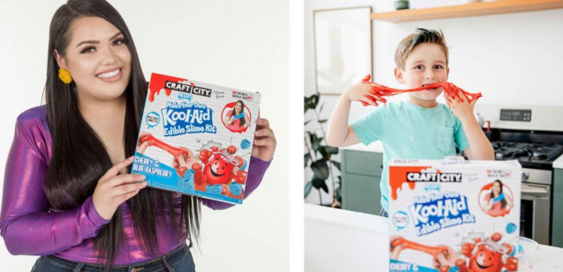 Attention, Parents: Edible Slime Kits Are About to Invade CVS