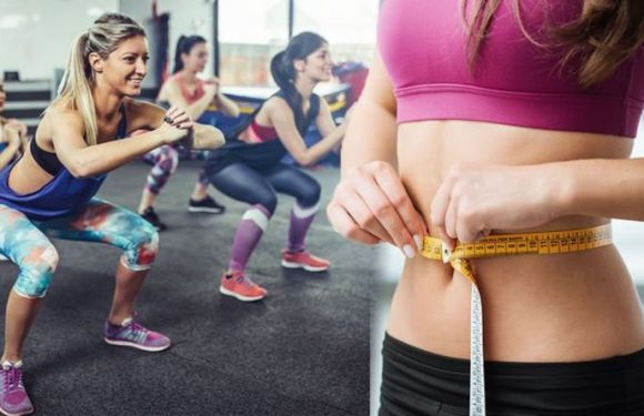 Weight loss: This exercise can help you burn fat fast – full workout plan revealed