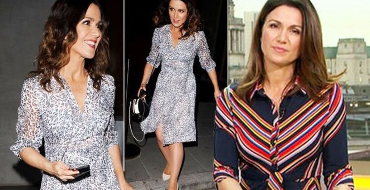 Susanna Reid weight loss: How did GMB presenter lose 1.5 stone? ITV star made two changes