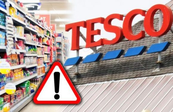 Tesco issue urgent food recall warning over serious allergy fears – affected item here