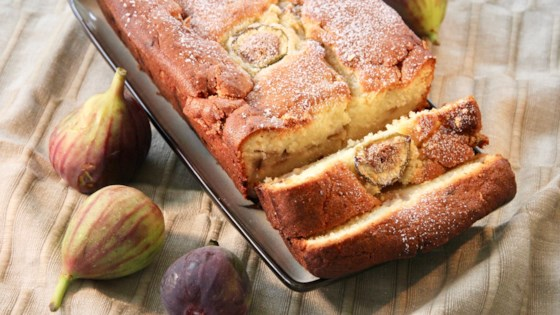 Fig-Ricotta Cake Recipe