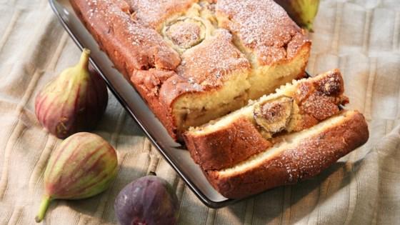 Fig-Ricotta Cake Recipe