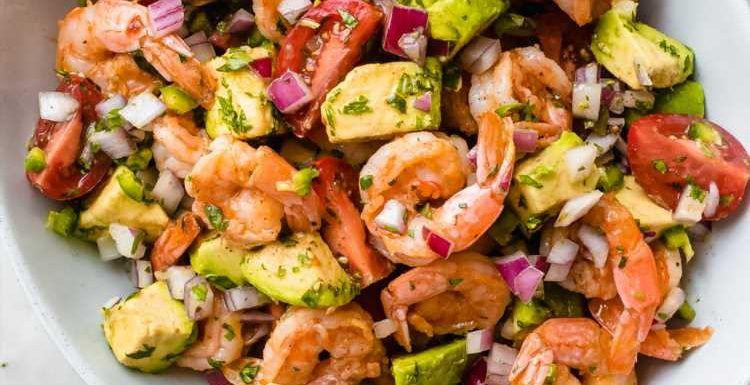 This Mexican Shrimp Salad Is What You've Been Looking For