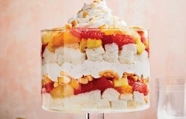 Ambrosia Trifle