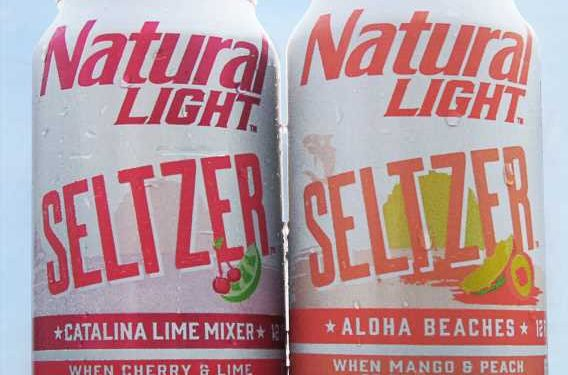 Natty Light Wants Some of That Sweet, Sweet Spiked Seltzer Money