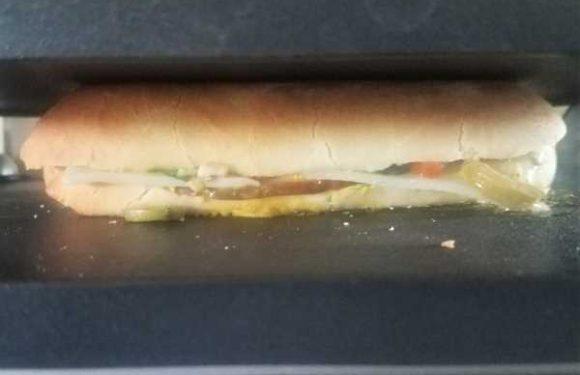 Nan's Cuban Sandwich