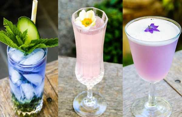 The Easy Way to Make Dazzling, Color-Changing Cocktails