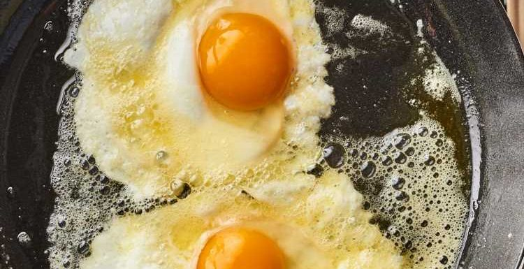 Butter-Basted Eggs Are the Ultimate Weekend Treat