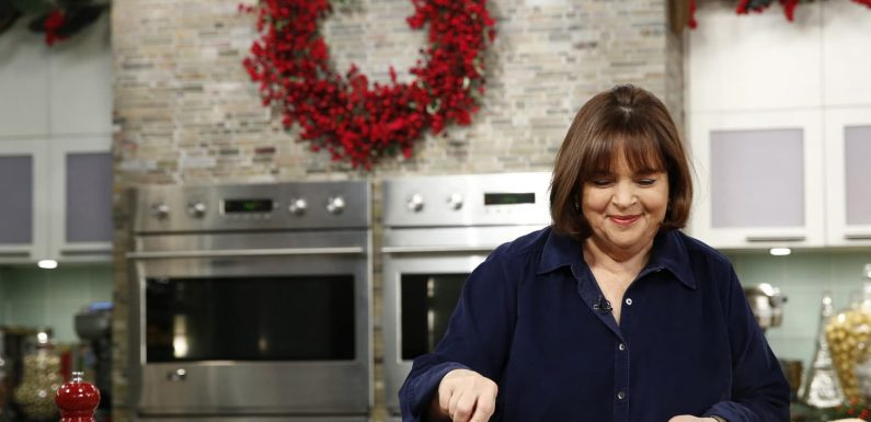 "Ina Garten's ""Barefoot Contessa: Cook Like a Pro"" Returns to Food Network Next Month"