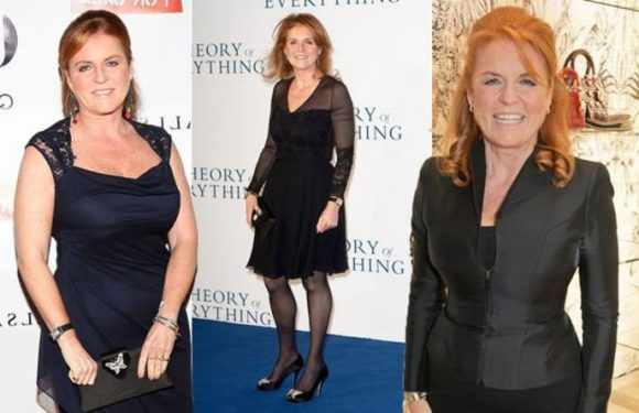 Sarah Ferguson made this change in her diet to lose an incredible four stone