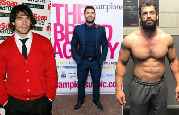 Kelvin Fletcher fitness: Strictly star reveals intense fitness routine he used to bulk up