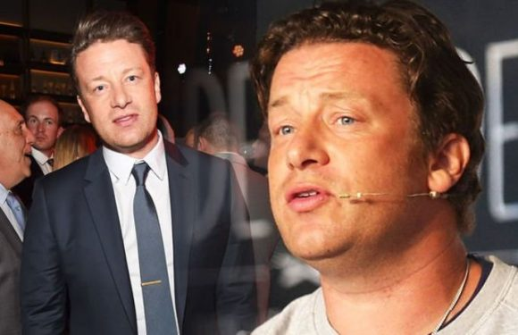 Jamie Oliver made one food swap to achieve amazing two stone weight loss transformation