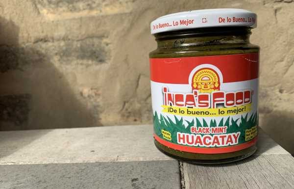 I'm Obsessed With Huacatay, a Peruvian Black Mint Condiment That Goes With Everything