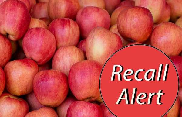 6 Apple Varieties Recalled in Multiple States Over Listeria Concerns