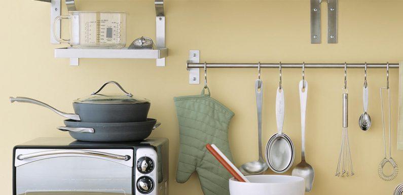 4 Design Tricks to Make a Petite Kitchen Look Palatial