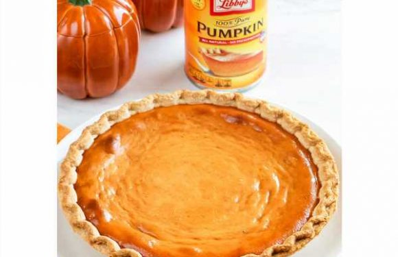 Libby's Has a New Pumpkin Pie Recipe for the First Time In…Well, Ever