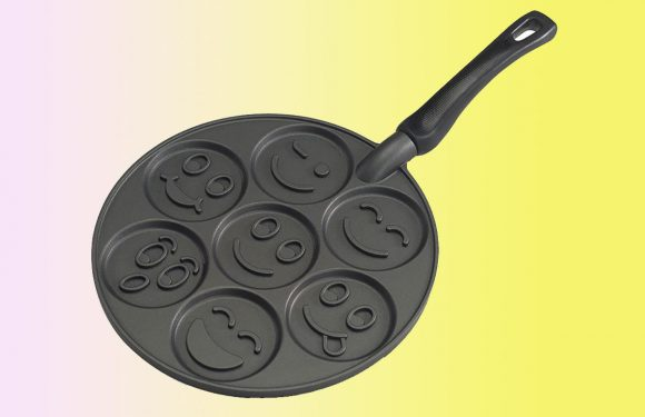 The Easiest, Cutest Way to Make Pancakes Is With This Simple Tool