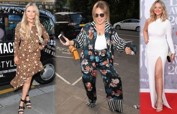 Emily Atack weight loss: I'm A Celebrity: Extra Camp host shares diet secrets
